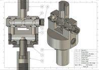 Product Design Contest Entry #12 for 2-Axis cable-activated leak free pipe joint in Solidworks