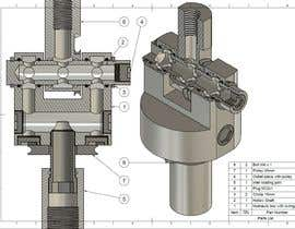 #12 para 2-Axis cable-activated leak free pipe joint in Solidworks por VasilVD