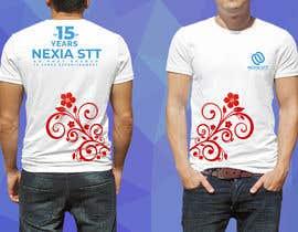 Nro 47 kilpailuun Design T-shirt both side käyttäjältä Nazmabd12