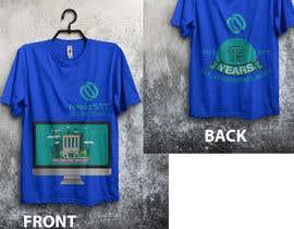 Nro 26 kilpailuun Design T-shirt both side käyttäjältä graphicsword