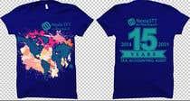 Graphic Design Конкурсная работа №42 для Design T-shirt both side