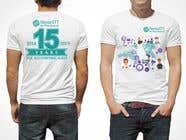 Graphic Design Конкурсная работа №60 для Design T-shirt both side