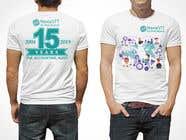 Graphic Design Конкурсная работа №63 для Design T-shirt both side