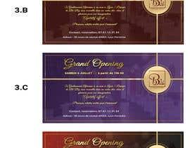 #46 cho Make a flyer for a restaurant bởi ayeshacse14