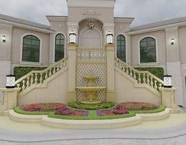 #23 untuk Design a nice entrance for my elevated 10 feet home and enhance the facade oleh ARVANZ