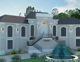 #4 untuk Design a nice entrance for my elevated 10 feet home and enhance the facade oleh nohaalaa100