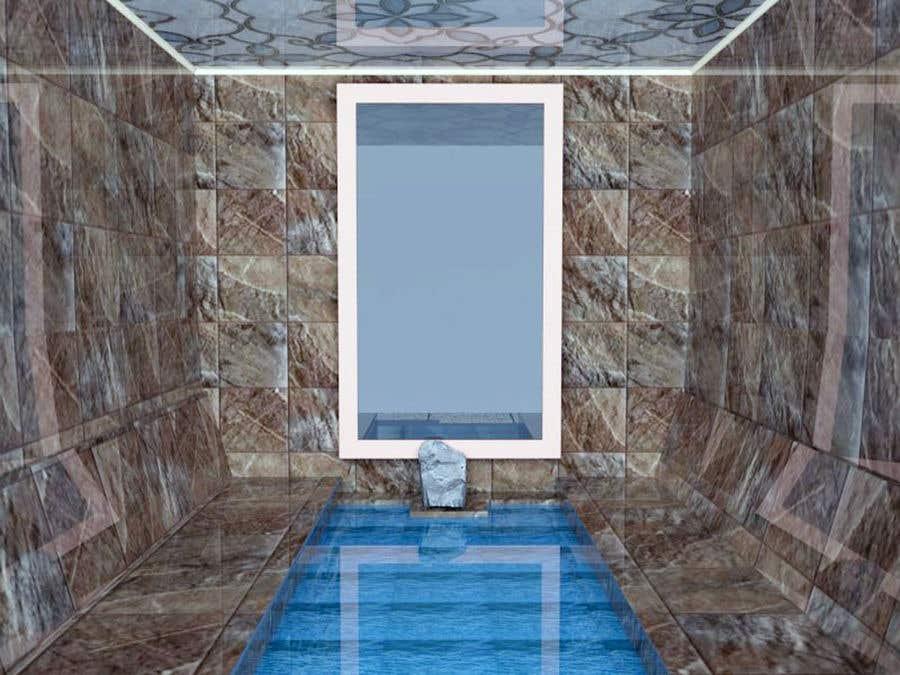 Конкурсная заявка №28 для 3D rendering for a Hotel's SPA