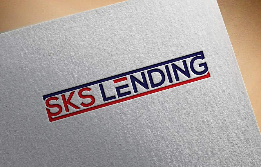 Konkurrenceindlæg #356 for Design a Logo for SKS Lending