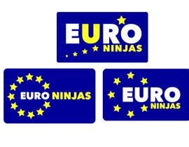 #218 for Design Euro Ninjas Logo by rashed501