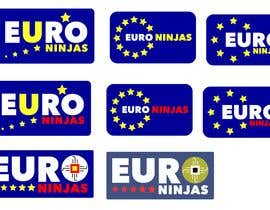 #219 for Design Euro Ninjas Logo by rashed501