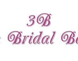Nro 100 kilpailuun Bridal Boutique Name käyttäjältä AhmedGaber2001