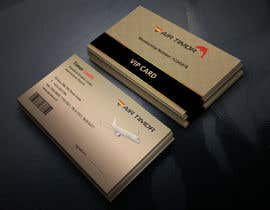 #95 cho Design a VIP membership card for airline company bởi arifjiashan