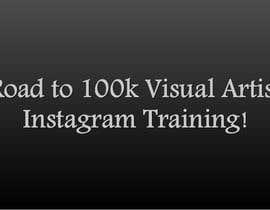 #22 para Powerpoint Presentation for Artist using Instagram for growth por ahmedashraf7128