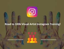 #25 para Powerpoint Presentation for Artist using Instagram for growth por AhmadElnahrawy