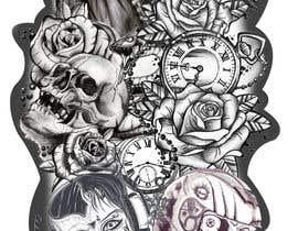 Nro 129 kilpailuun Create Tattoo Design käyttäjältä reshmamanohar19