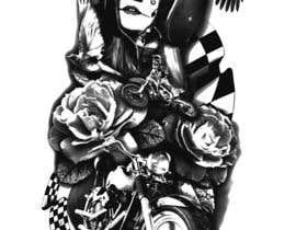 Nro 127 kilpailuun Create Tattoo Design käyttäjältä luismoncada1082