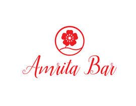 #25 untuk Logo Design - Amrita Bar oleh shohanjaman26