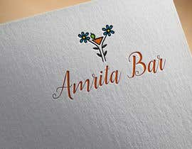 #28 untuk Logo Design - Amrita Bar oleh shohanjaman26
