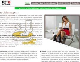 #5 для Design a Homepage for a Website--Easy Money от DarshitPatel1