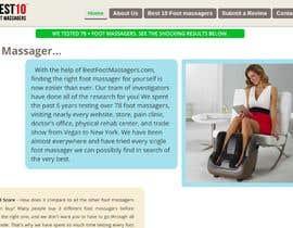 #6 для Design a Homepage for a Website--Easy Money от DarshitPatel1