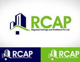 #42 untuk Logo Design for Regional Ceilings and Partitions oleh nicelogo