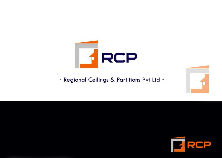 Konkurrenceindlæg #                                        32                                      for                                         Logo Design for Regional Ceilings and Partitions