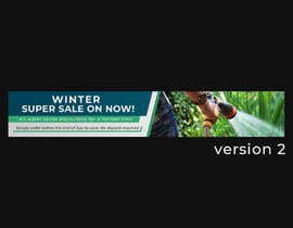 #65 for Winter Sale Banner Required For Website. by GoranK25