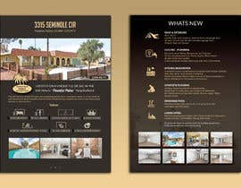 #49 для Design a Property feature flyer от saurov2012urov