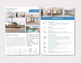#85 для Design a Property feature flyer от shdmnshkb