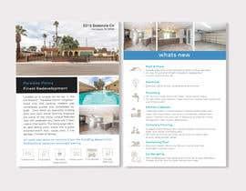 #91 для Design a Property feature flyer от shdmnshkb