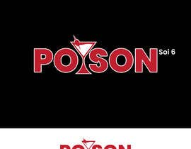 #46 for Redesign this logo and cover for Poison Bar af logodesign17