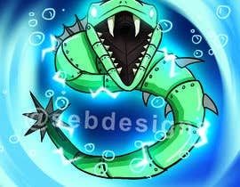 #15 cho RoboMonster Contest (5th Run) - Any water type robot bởi sebdesigns1022