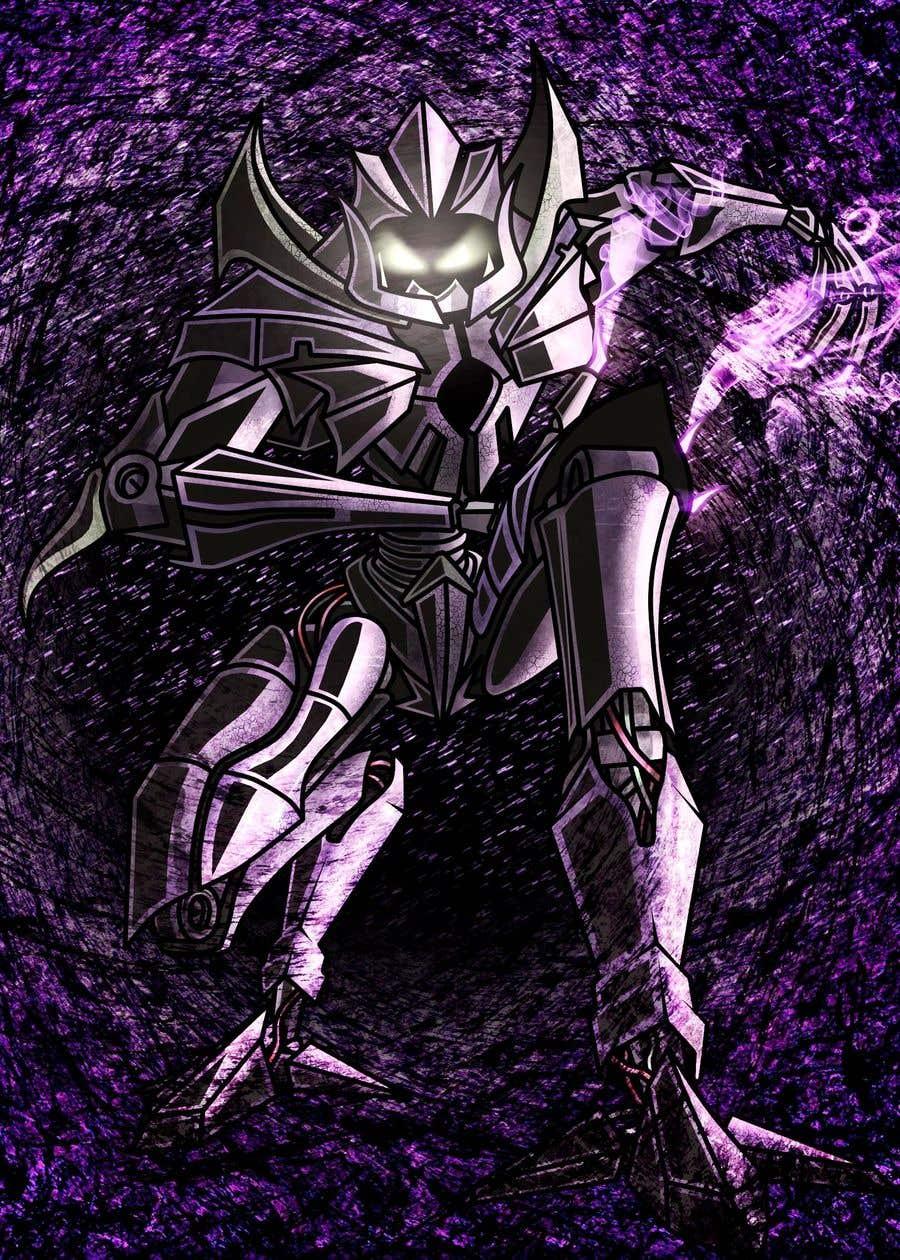 Bài tham dự cuộc thi #13 cho RoboMonster Contest (6th Run) - Any Darkness Type Robot