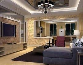 #13 for Elegant and Luxurious Interior 3D Rendering by sharif106