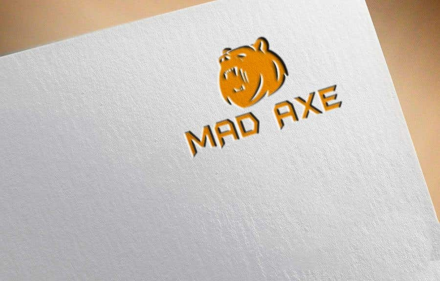 Kilpailutyö #347 kilpailussa Logo design for Mad Axe
