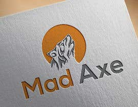 #213 for Logo design for Mad Axe by khinoorbagom545