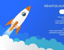 #26 for Create a 1600 pixel wide banner created to promote our Ready2Launch Websites by ItzNexy