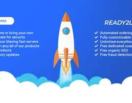 #34 for Create a 1600 pixel wide banner created to promote our Ready2Launch Websites by ItzNexy