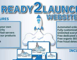 #27 for Create a 1600 pixel wide banner created to promote our Ready2Launch Websites by UdhayasuriyanS