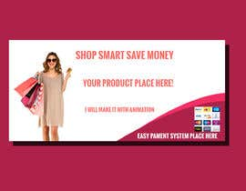 #2 cho Banner design for E- commerce Website bởi Designzone143