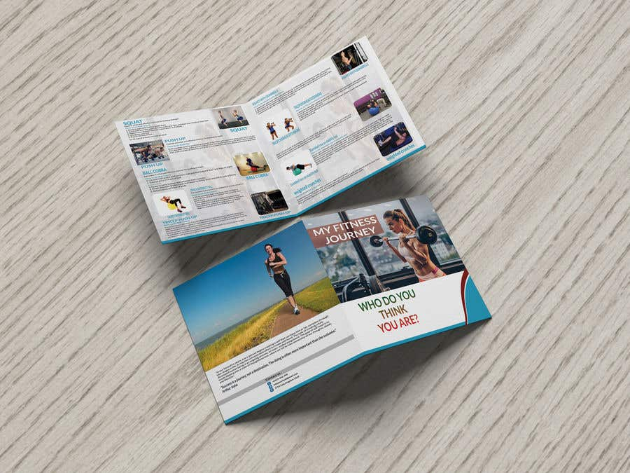 Penyertaan Peraduan #26 untuk Turn an article into a brochure/handout
