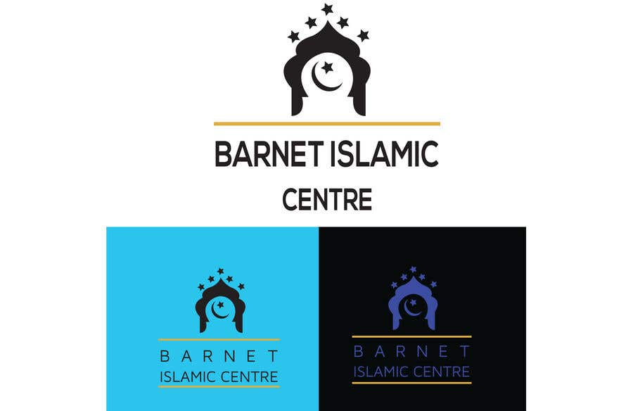 Kilpailutyö #76 kilpailussa Barnet Islamic Centre