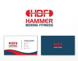#132 untuk Logo and Business card design oleh luphy