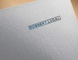 #169 for Fresh logo for legal consulting (Robbert.Legal) af gridheart