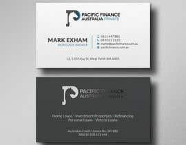 #21 for Designing a sophisticated business card af shahnazakter