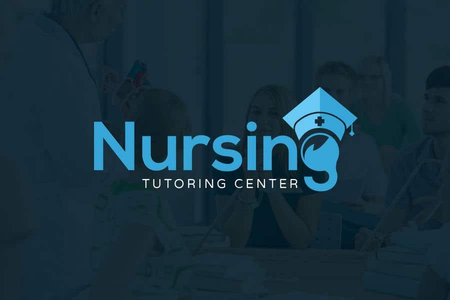 Contest Entry #31 for Logo for nursing tutoring