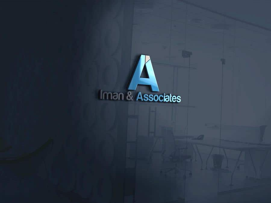 Contest Entry #48 for Iman & Associates