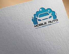 #17 for Mobile auto detailing logo by DesignMaster365