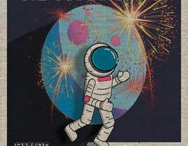 #3 for Poster design Astronaut by ViantoniP