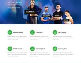 Nro 32 kilpailuun Design a website within 3 day käyttäjältä jahangir505